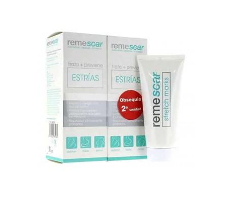 Remescar Pack Estrias 2x100ml
