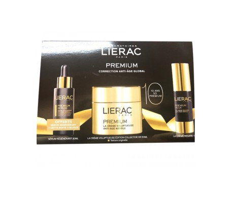 Lierac Cofre Premium textura original Navidad 2017