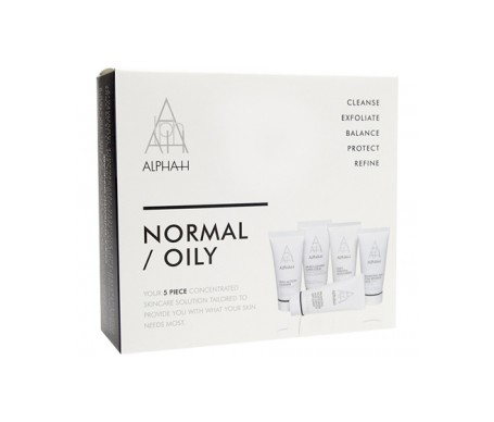 Alpha - H Kit normal/oily
