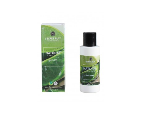 Secret Play Natural lubricante orgánico 100ml