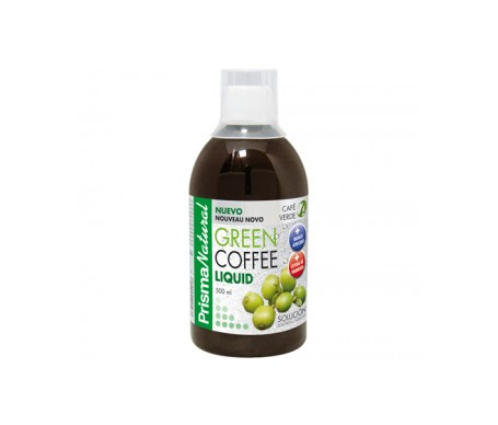 Prisma natural Green Coffe 500ml pack 4 uds