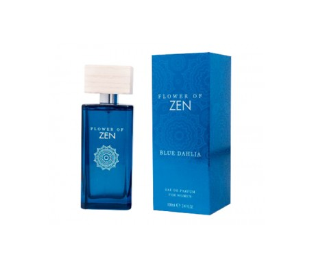Perseida Flower Of Zen Perfume Mujer Blue Dahlia 100 Ml