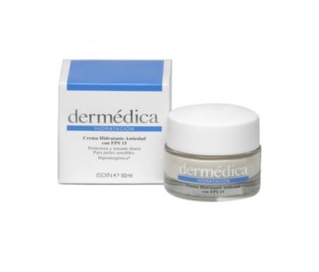 Dermedica® crema hidratante antiedad SPF15+ 50ml