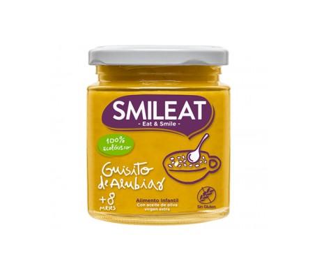 Smileat Tarrito De Guisito De Alubias Ecológico