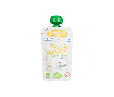 Smileat Pouch De Frutas Variadas Ecológico