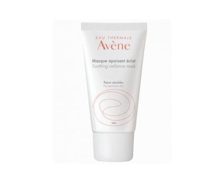 Avène mascarilla calmante e hidratante piel sensible 50ml