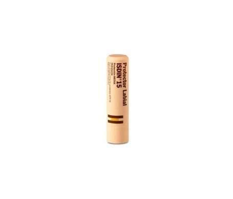 ISDIN® protector labial SPF15+ 4g