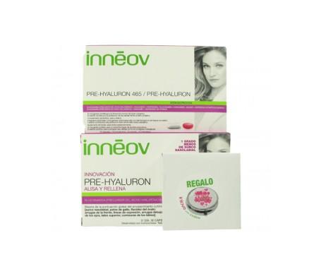 Innéov Pre-Hyaluron Duplo 30 capsules + 30 comprimés +Gift
