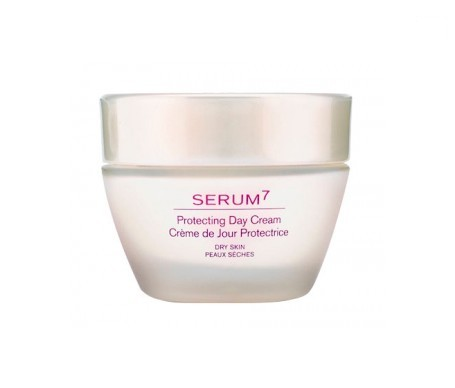 Serum7 erste Falten schützende Tagescreme trockene Haut SPF15+ 50ml