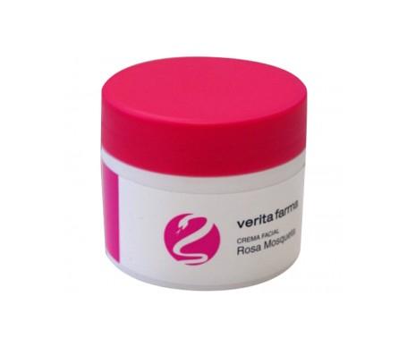 Verita Farma Crema Viso Olio Rosa Mosqueta 50 ml