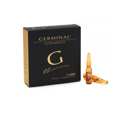 Germinal Immediate Action for dry skin 5amp