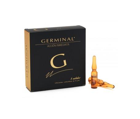 Germinal Acción Inmediata pieles secas 5amp