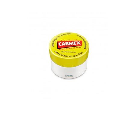 Carmex® bálsamo labial tarro clásico 7,5g