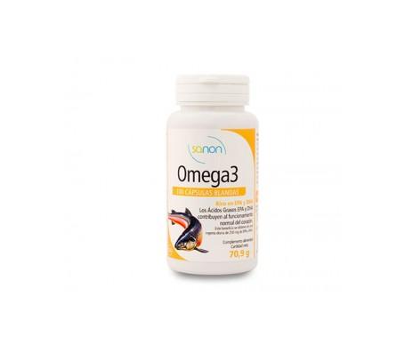 Sanon Omega 3 100cáps