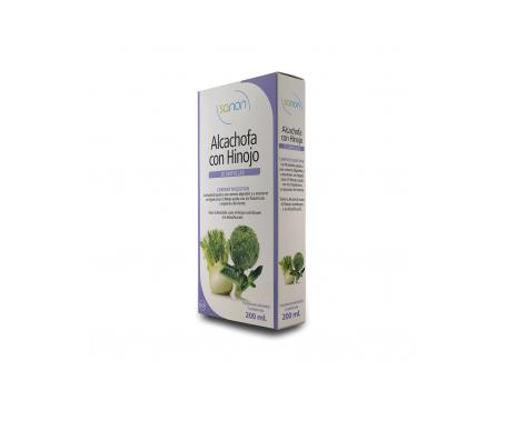 Sanon alcachofa + hinojo 20ampx10ml