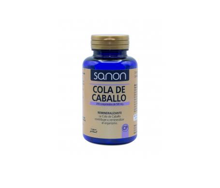Sanon Cola de Caballo 200comp