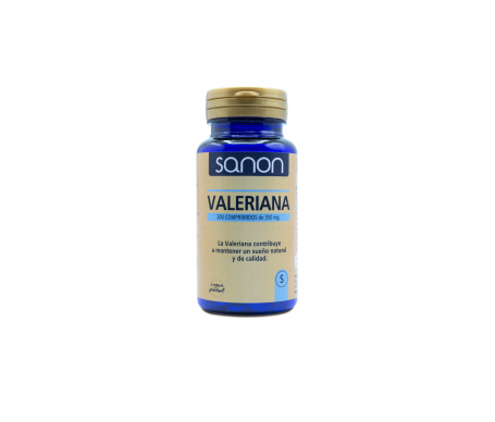 Sanon Valeriana 350mg 200comp