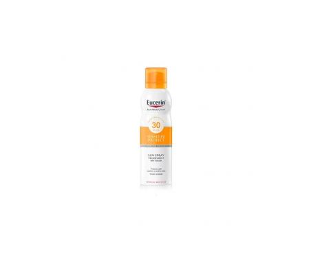 Eucerin Sun Spray Transp Transp Dryt Sensitive Protect Spf30+ 200 Ml