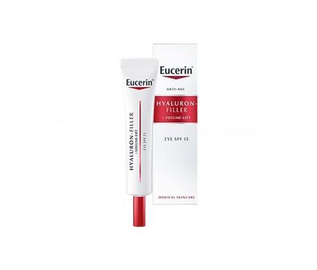 Eucerin Hyaluron-filler Volume-lift Contorno De Ojos 15ml