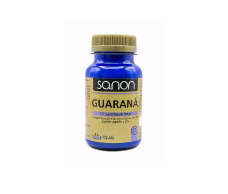 Sanon Guaraná 120comp