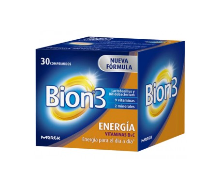 Bion Pack 3 Energy 2x30comp