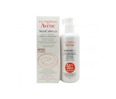 Avene Xeracalm A.d Bálsamo Relipidizante 200ml + Aceite Limpiad