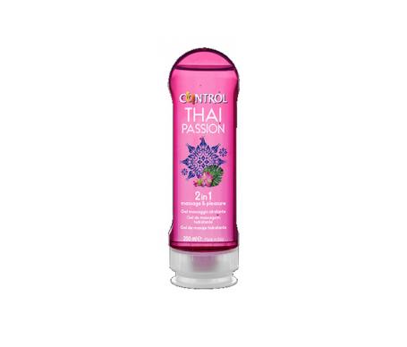 Control Thai Passion Massage Gel 200ml