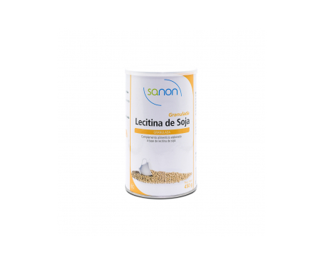 Sanon soy lecithin granulated jar 450g