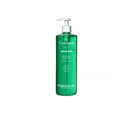 Medichy Model Gel Natural Multiacción Aloe Vera 200ml