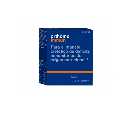 Orthomol Immun 15 Sobres