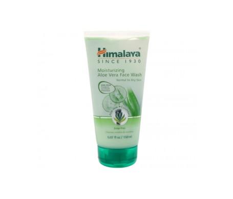 Limpiador Facial Hidratante De Aloe Vera 150ml