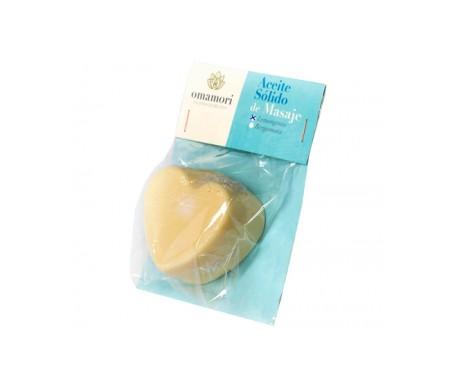 Aceite  Sólido De Masaje  Perfumado Al Lemongrass 70g