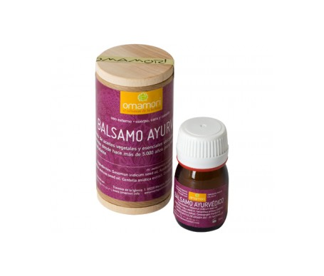 Aceite Bálsamo Ayurvédico 30 Ml