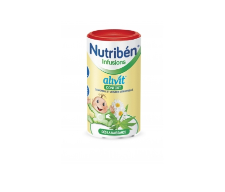 Nutriben Infusión Alivit® Confort 150mg