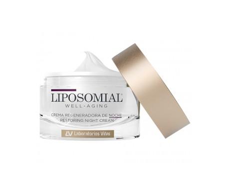 Liposomial Well-Aging crema regeneradora de noche 50ml