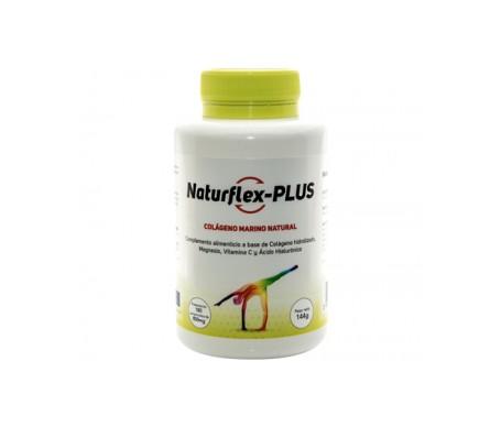 Naturflex-Plus colágeno marino natural + magnesio + vitamina C + ácido hialurónico 180comp