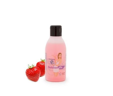 Orb'y quitaesmalte aroma fresa intenso 125ml