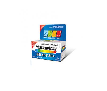 Multicentrum Select 50+ 60comp