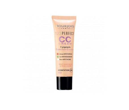 Bourjois 123 Perfect CC Cream 34 Bronze SPF15+ 30ml