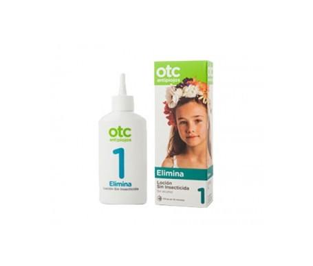 OTC antipiojos loción sin insecticida 125ml