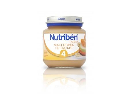 Nutribén® Potito® inicio macedonia frutas 130g