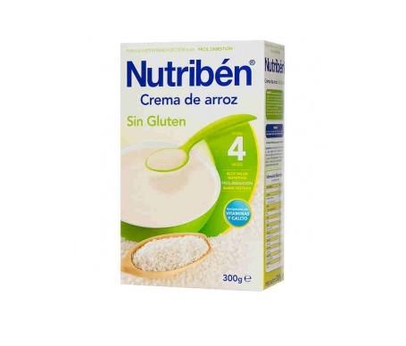 Nutribén® crema de arroz 300g