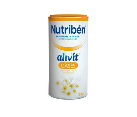 Nutribén® Alivit Gases 200g