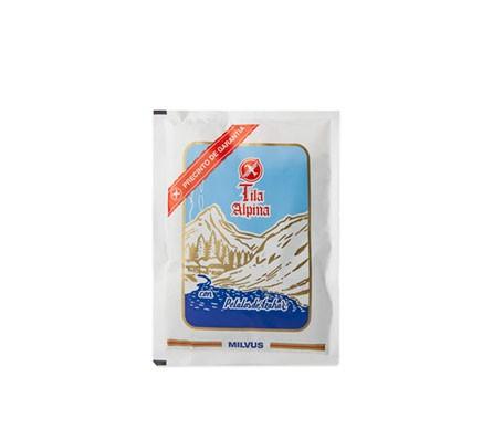 Milvus tila Alpina 1 bolsa 32g