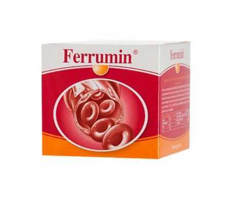 Ferrumin 100 cáps