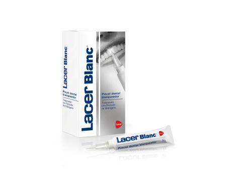 Lacer Blanc pincel dental blanqueador 9g