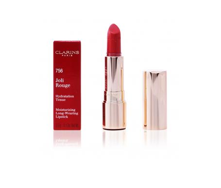 Clarins Joli Rouge Lipstick 756