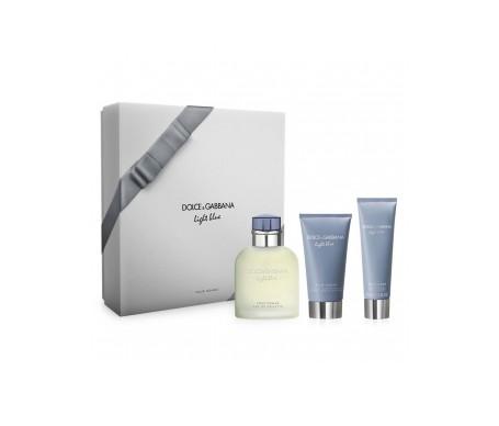 Dolce & Gabbana Hellblau Pour Homme Eau De Toilette 250ml Vapo