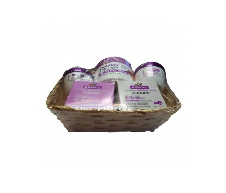 Babaria Hamper Sweet Almond products