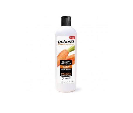 Baviera Carota Shampoo protettore 400ml